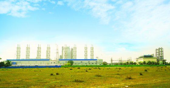 Ashuganj Power Plant